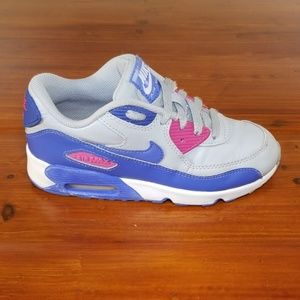Nike Air Max Sneakers Kids Size 1.5Y.